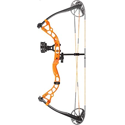 Image of Bows Diamond Archery Atomic LH 29# Bright Orange (B13507)