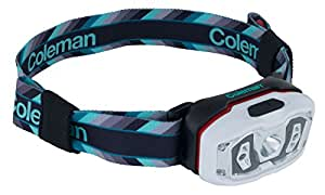 Coleman Headlamp CHT+ 80 Teal Battery Lock