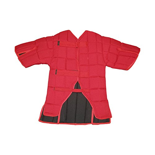 2XL Filipino Martial Arts Eskrima Kali Arnis Stick Fighting Contact Body Pad Coat by Doce Pares