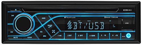 Planet Audio P385UAB Car Receiver - Bluetooth / CD / MP3 / USB, AM/FM Radio