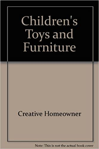 Book Children's Toys and Furniture