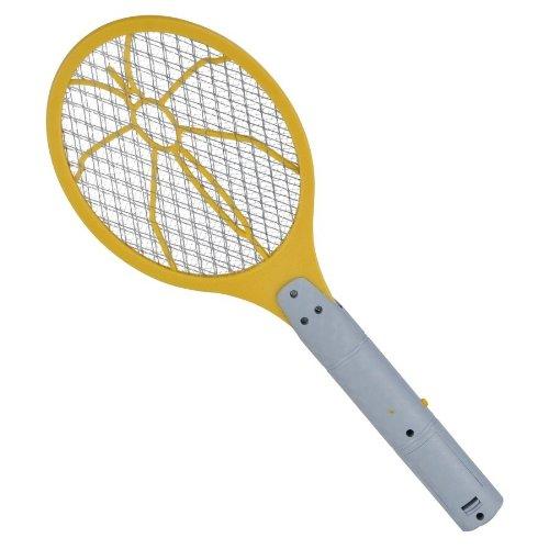 Elektrische Fliegenklatsche für Mücken, Fliegen, Batteriebetrieb 70145