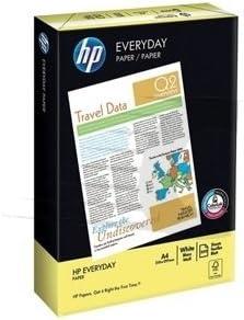 Paquete de Folios A4, 500 unidades, alta calidad, Extra Blanco ...