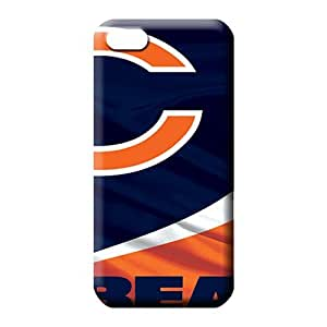 iphone 6plus 6p Shock Absorbing PC Cases Covers For phone cell phone carrying shells chicago bears nfl football