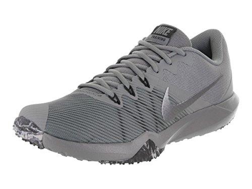 Cheap NIKE Men's Retaliation Tr Cool Grey/MTLC Cool Grey Black Training Shoe 9.5 Men US