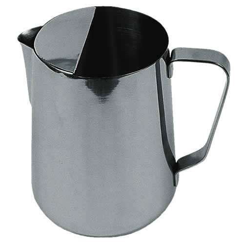 Update International (DWP-66) 66 Oz Deluxe Stainless Steel Water Pitcher