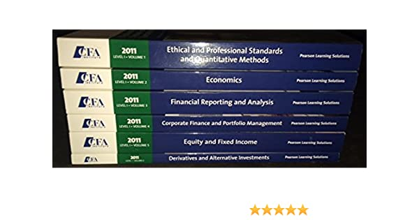 Ethical And Professional Standards And Quantitative Methods, Level ...