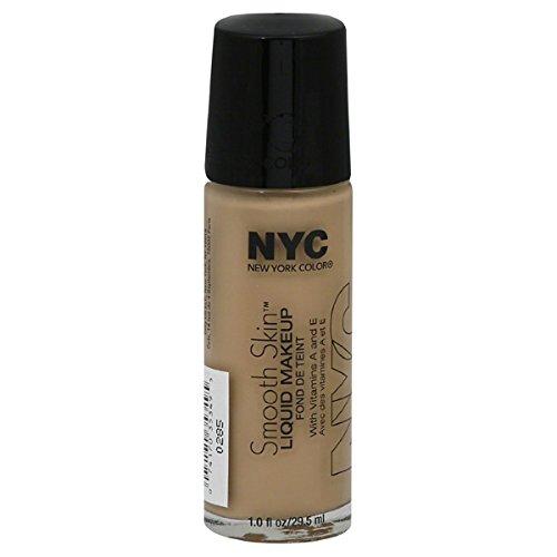 (NYC Smooth Skin Liquid Makeup - Classic Beige)