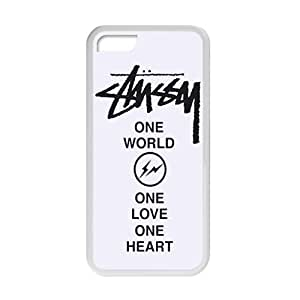 TYHH - St¡§1ssy Stussy Logo Cell Phone Case for Iphone 6 plus 5.5 ending phone case