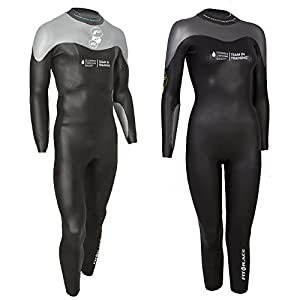 Fit2Race Kids Youth Triathlon Wetsuit Team in Training F2R Sockeye Fullsleeve Unisex