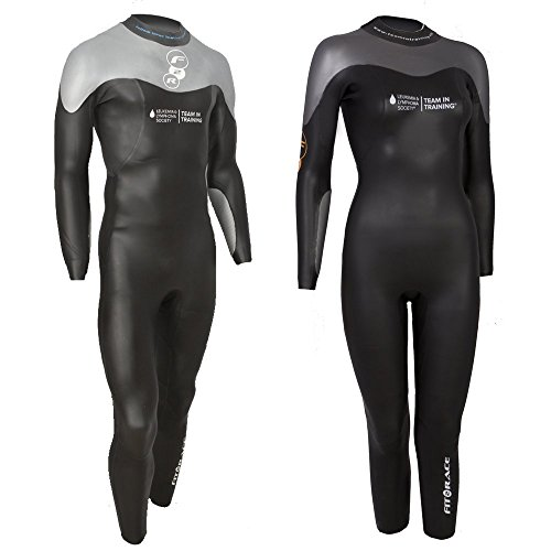 Triathlon Wetsuit - Fit2Race Team In Training Sockeye Fullsleeve Unisex - Best Wetsuit Triathlon