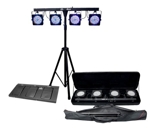 Chauvet 4Bar Led Wash Light System - 2