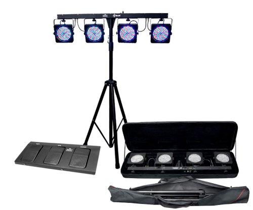 Chauvet 4Bar Led Lighting System - 4