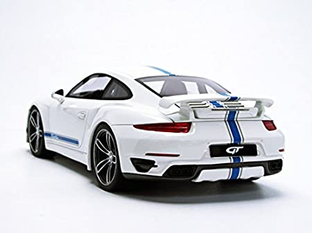 Gt Espíritu - Gt049 - Porsche 911/991 Turbo S Por TechArt - Escala - 1/18: Amazon.es: Juguetes y juegos