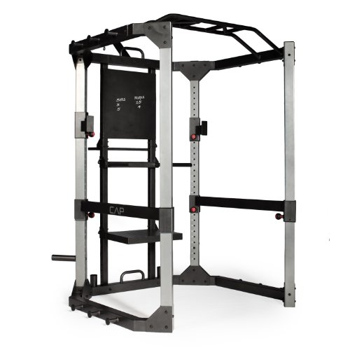Cap Barbell Ultimate Power Cage with Performance Pack