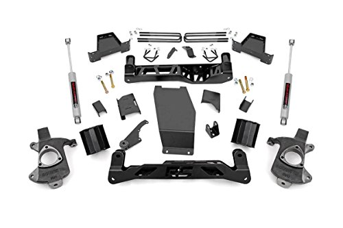 6 in lift kit for chevy - 7
