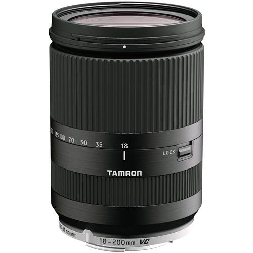 Tamron AFB011EM700 18-200mm Di III VC IS Zoom Lens for Canon EOS-M (Eos M Lens)
