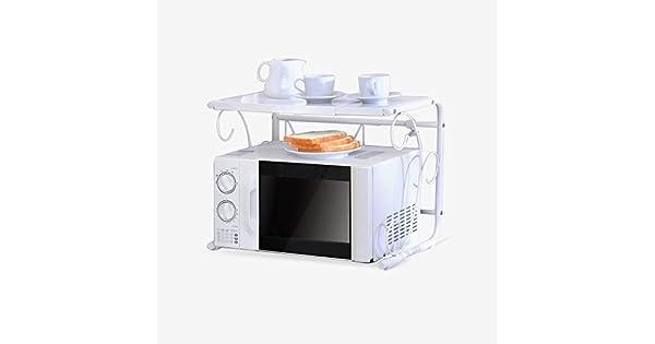 Amazon.com: GBY - Estantería retráctil para microondas o ...