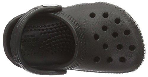 Crocs Enfants Classique Sabot Noir