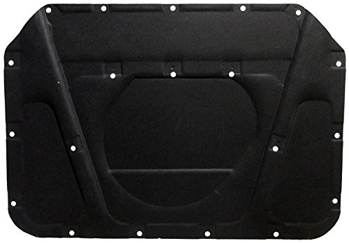 Molded Hood Pad - Repops Automotive Reproductions Hood Insulation Pad Molded Fiberglass 1pc 1970-74 Plymouth/Dodge w Clips