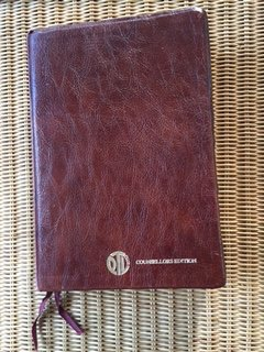 Holy Bible PTL Club Counselors Edition - Genuine Leather (Club Ptl)