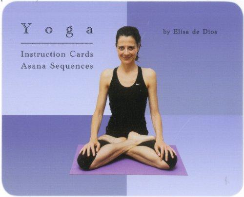 New Yoga Flash Cards - Asana Instruction Sequences (New Deck Flash Cards)