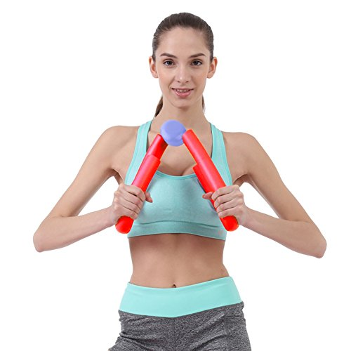 Multi-functional Thigh Master Leg Exerciser Fitness Workout Muscle Butt Toner by CLKJYF