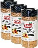 Badia Roasted Garlic 6 oz Pack of 3