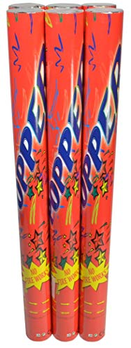 Confetti Party Poppers 23 Inch 6ct]()