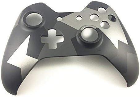 Carcasa Frontal Carcasa Carcasa Carcasa Carcasa de Repuesto para Mando inalámbrico Xbox One (Gris): Amazon.es: Electrónica
