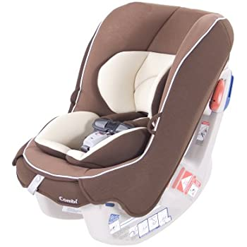 Combi Cocorro Lightweight Convertible Car Seat Chestnut Discontinued By Manufacturer