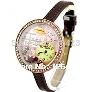 Amazon Com Women Luxury Brand Watch Mini World Polymer
