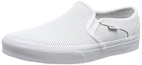 Vans Asher Women US 6.5 White - Vans Cheap Women