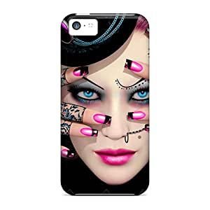 Premium Iphone 5c Cases - Protective Skin - High Quality For A Gothic Love Affair