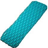 Naturalife Inflatable Sleeping Pad brings comfort to any camping, backpacking, fishing, beach, hiking, traveling, and outdoors adventure! This pad inflates in moments, is super light for packing, and has specially-patterned air pockets for adaptable ...