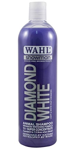 - Wahl Diamond White Shampoo 500ml Purple