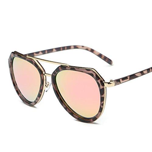 Gafas Gafas EMBOB Metal Retro Retro Polarizadas Framebarbiepowder Sol De Trend Moda De De Sol Nuevas PowderBoxBarbiePowder Pop vvB0qwx5
