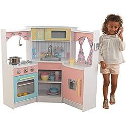 KidKraft Kids Kitchen Playset, White