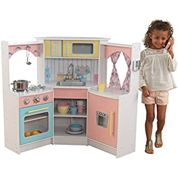 KidKraft Kids Kitchen Playset, White