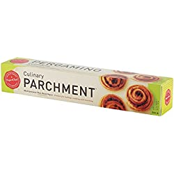 PaperChef Natural Release Coated Non-Stick Culinary Parchment Paper, (1) 205 sq ft roll (15 in x 164 ft)