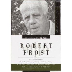 The Voice of the Poet: Robert Frost [Audiobook, Unabridged] [Audio CD] by