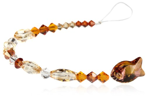 EK Success Create Your Style Fish Bead Strand, Crystal Copper ()