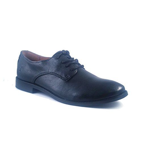 Frye Womens Anna Oxford Black