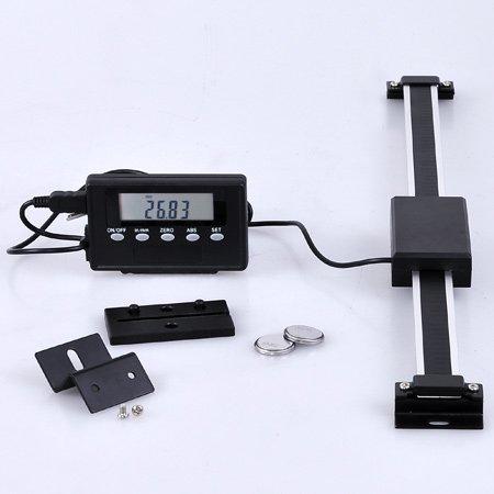 12″ Lathe Milling Machine Remote DRO Digital Readout Scale Review