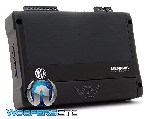 Memphis Audio VIV400.4 SIX FIVE Series 900W 5-Channel Car Am