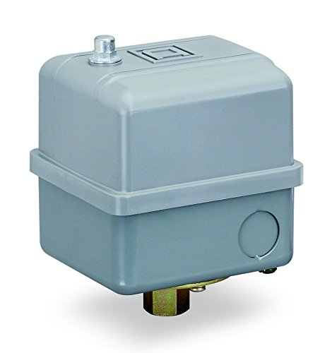 Pressur Swtch, Diaphrgm, 20 to 40 Psi, Dpst by Square D