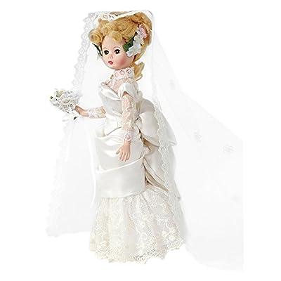 """Madame Alexander Deborah Bride 10"""" Doll: Toys & Games"""