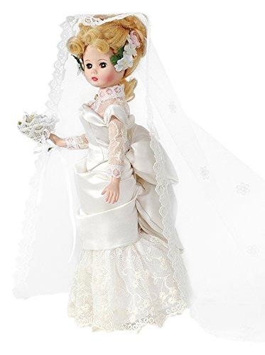 """Madame Alexander Deborah Bride 10"""" Doll"""