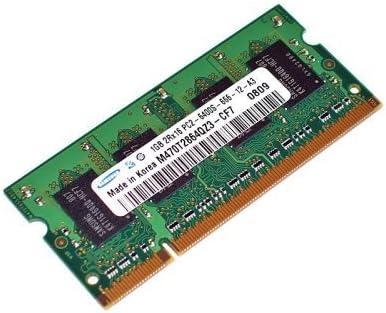 1 GB Samsung DDR2 SO-DIMM RAM