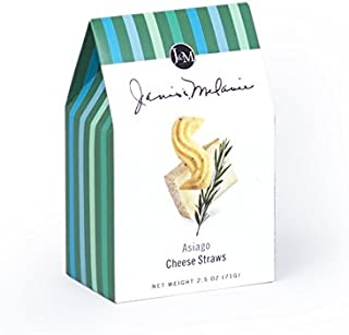 product image for J&M Foods Asiago Cheese Straws, 2.5 Ounce